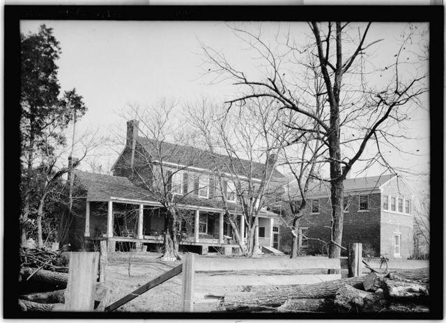 James Hood House, County Road 14 & Savannah Highway, Florence, Lauderdale County, AL