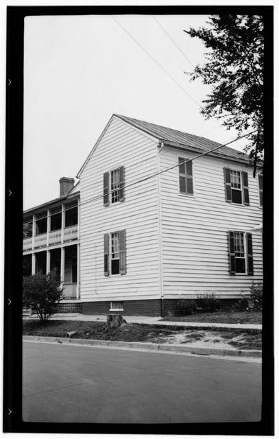 James Iredell House, 107 East Church Street, Edenton, Chowan County, NC