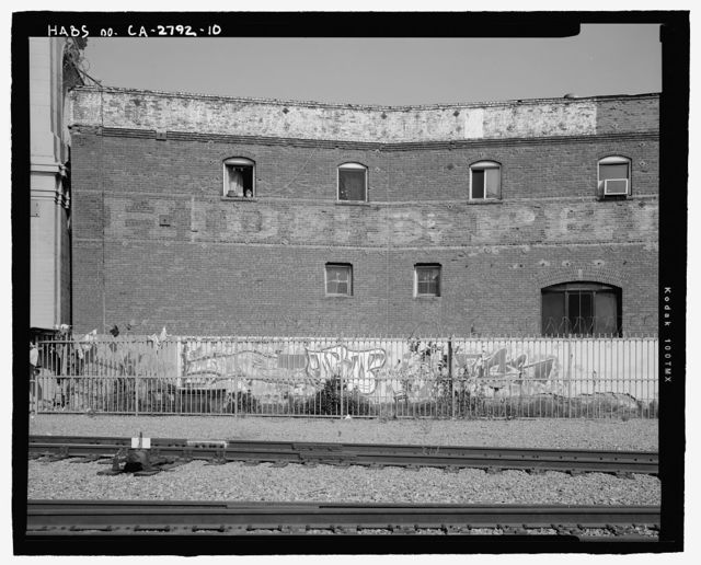 James K. Hill & Sons Pickle Works, 1001-1007 East First Street, Los Angeles, Los Angeles County, CA