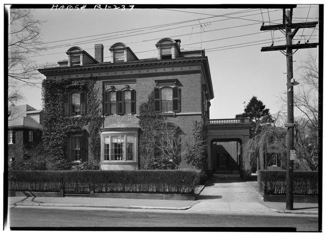 James M. Kimball House, 108 Prospect Street, Providence, Providence County, RI