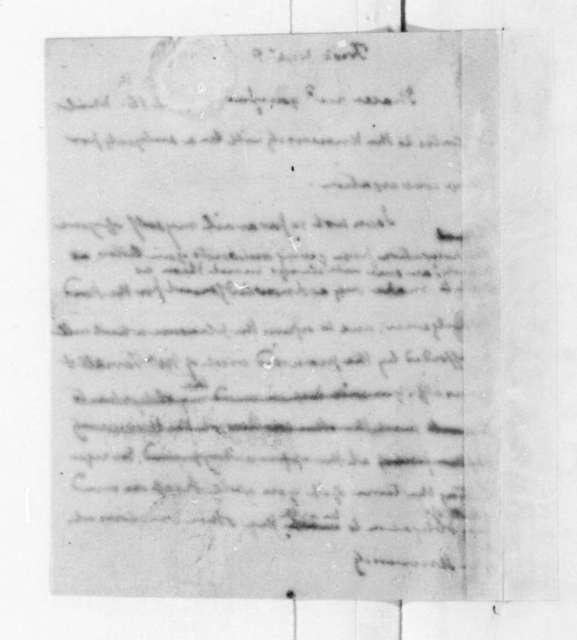 James Madison to Nicholas P. Trist.