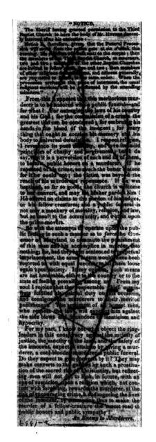 James Monroe Papers: Series 1, General Correspondence, 1758-1839; 1818 June 5-1821 July 19 (Reel 7)