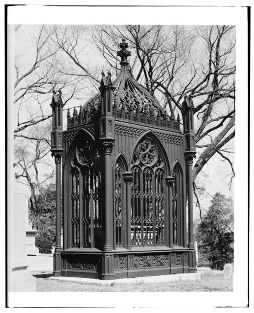 James Monroe Tomb, Hollywood Cemetery, Richmond, Independent City, VA