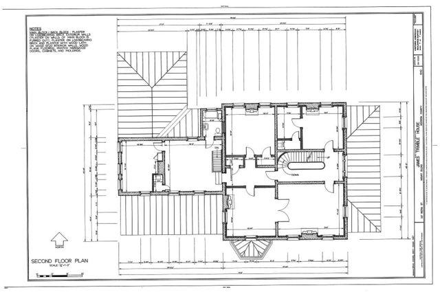 James Trimble House, 187 Iberia Street, Mount Gilead, Morrow County, OH