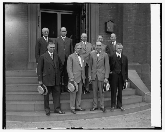 Jardine with U.S. delegation to Pan Amer. Cong. of Highways, 8/31/25