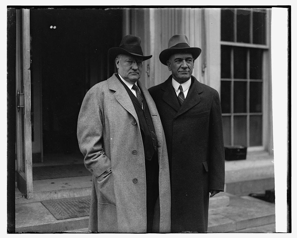Jas. E. Watson & John O. Tilson, 4/15/29
