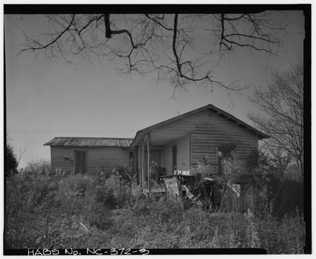 Jeannette House, NC 258-24, east side, about 2,525' south of SR 1229, Richlands, Onslow County, NC