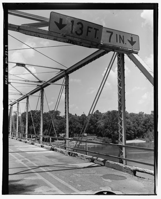 Jerome Bridge, Spanning Gasconade River at Missouri State Route D, Jerome, Phelps County, MO