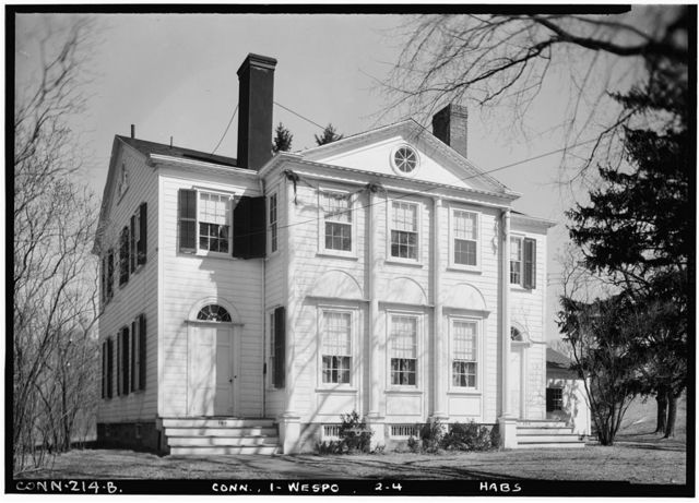 Jessup House, Westport, Fairfield County, CT