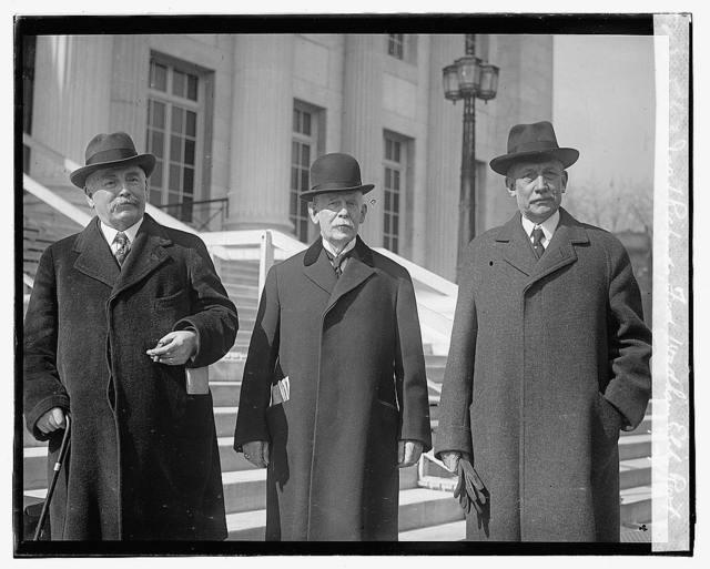 Jno. T. Richards, Ford Wadham, Elihu Root, 2/24/23