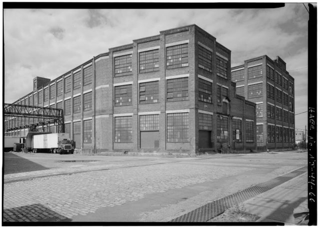 John A. Roebling's Sons Company & American Steel & Wire Company, South Broad, Clark, Elmer, Mott & Hudson Streets, Trenton, Mercer County, NJ