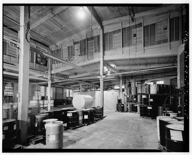 John & James Dobson Carpet Mill (West Parcel), Building No. 12, 4041-4055 Ridge Avenue, Philadelphia, Philadelphia County, PA