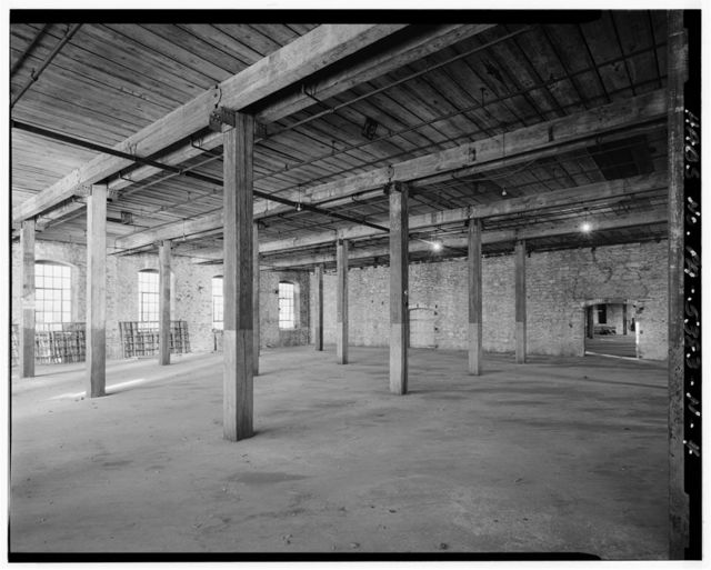 John & James Dobson Carpet Mill (West Parcel), Building No. 15, 4041-4055 Ridge Avenue, Philadelphia, Philadelphia County, PA