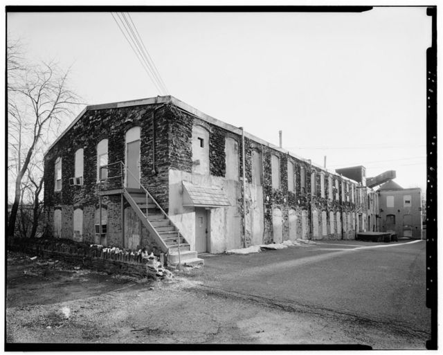 John & James Dobson Carpet Mill (West Parcel), Building No. 24, 4041-4055 Ridge Avenue, Philadelphia, Philadelphia County, PA