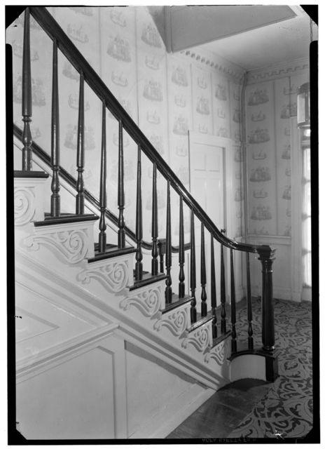 John Bourn House, 417 Hope Street, Bristol, Bristol County, RI