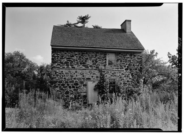 John Chad House, State Route 100, U.S. Route 1 vicinity, Chadds Ford, Delaware County, PA