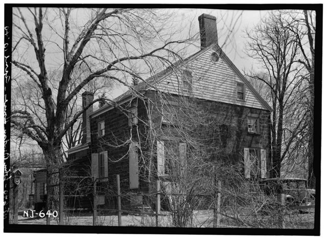John D. Berdan House, 465 Maywood Avenue, Maywood, Bergen County, NJ