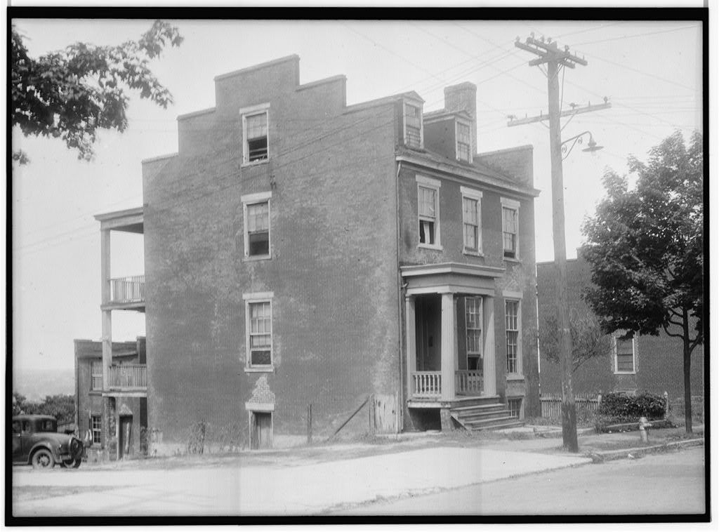 John D. Smith House, 2617 East Franklin Street, Richmond, Independent City, VA