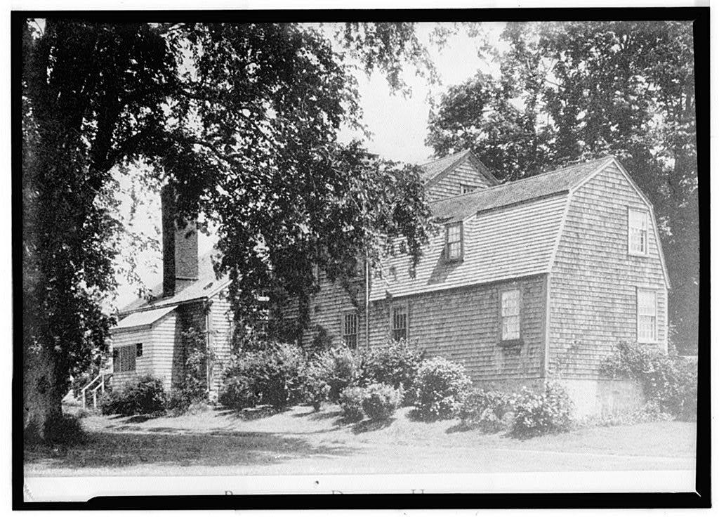 John Dockray House, Dockray Street, Wakefield, Washington County, RI