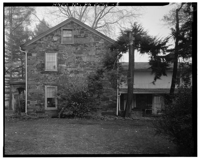 John Hanna House, Township Route 359, approximately 1700 feet West of Water Street, Lock Haven, Clinton County, PA