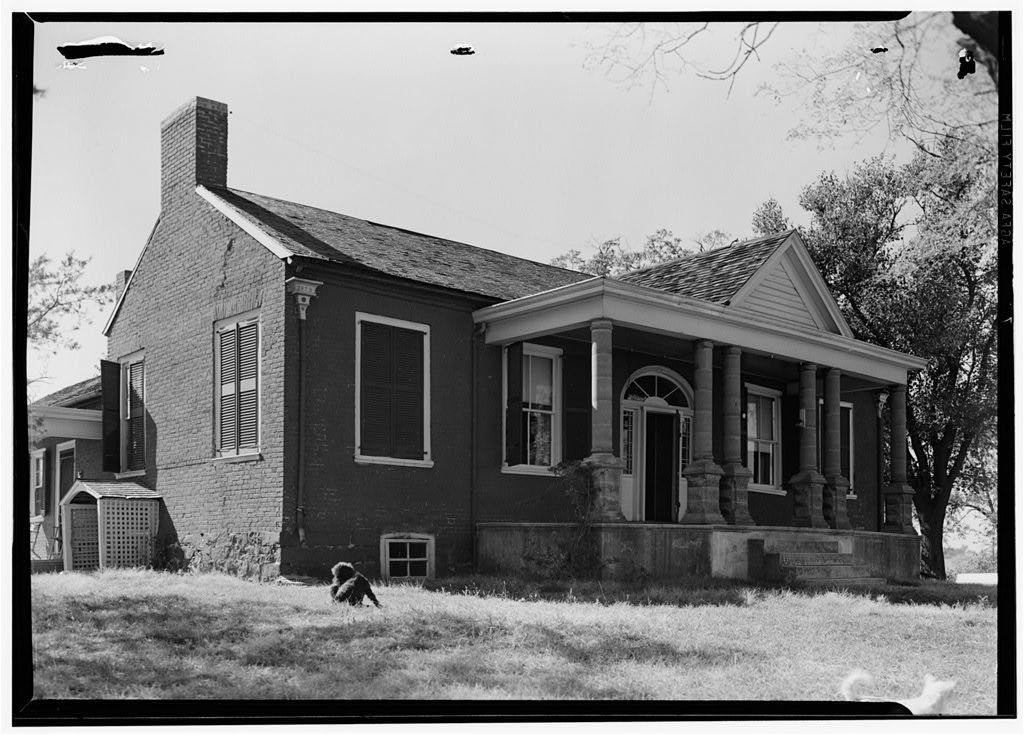 John Jackson House, Glasgow, Howard County, MO