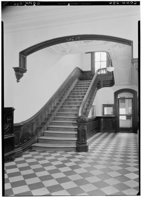 John M. Davies House, 393 Prospect Street, New Haven, New Haven County, CT