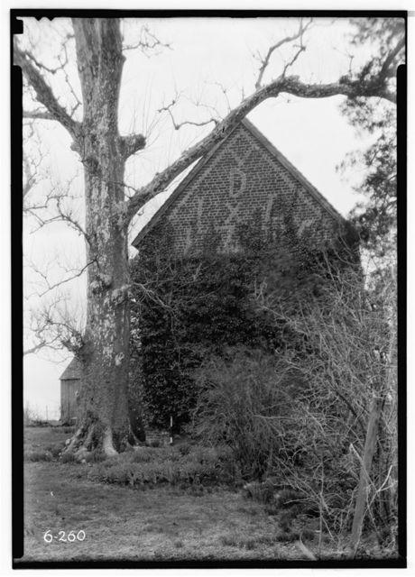John Maddox Denn House, Alloway, Salem County, NJ