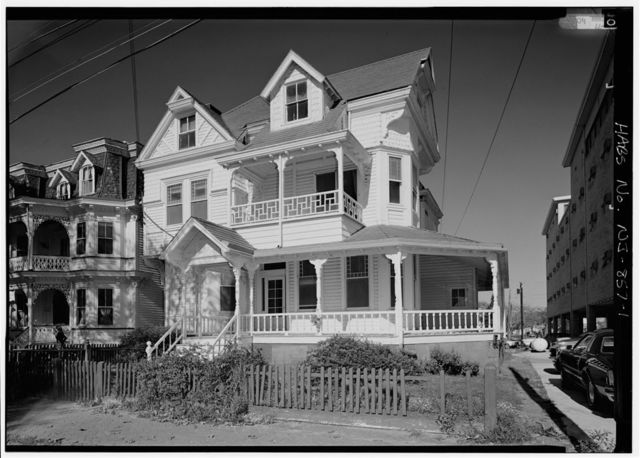 John McConnell House, 15 Jackson Street, Cape May, Cape May County, NJ