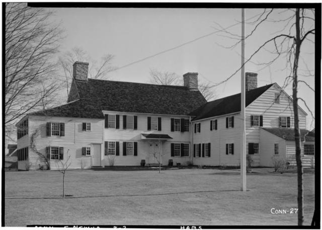 John Morris House, Lighthouse Road & Morris Avenue, New Haven, New Haven County, CT