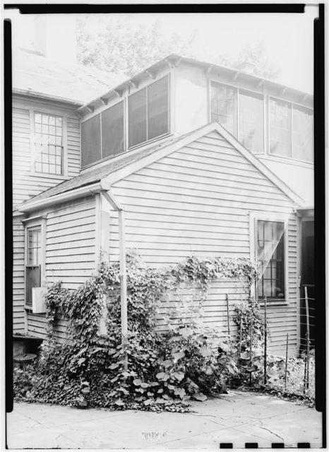 John Reynolds House, 81 Power Street (moved from 31 Benevolent Street), Providence, Providence County, RI