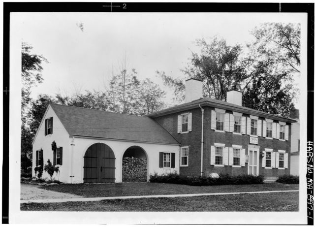 John W.  Stile House, Templeton Common, Templeton, Worcester County, MA