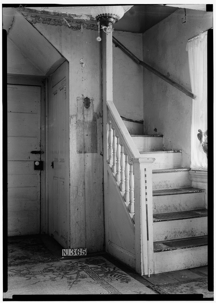 John Woolston House, Route 39, Ewansville, Burlington County, NJ