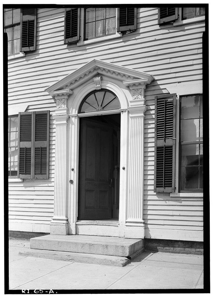 Jonathan Reynolds House, 85 Main Street, Wickford, Washington County, RI