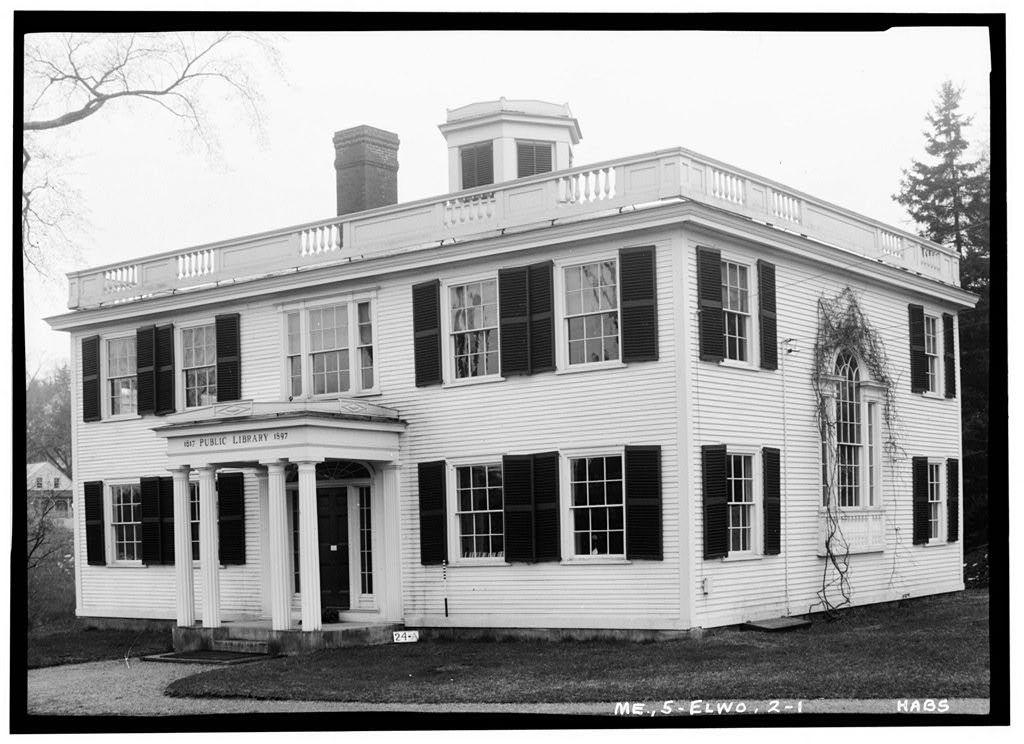 Jordan House, 46 State Street, Ellsworth, Hancock County, ME