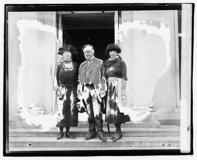 Jordon B. Dockweiler, Mrs. Leo S. Chandler, Mrs. Willard J. Doran, 10/20/20