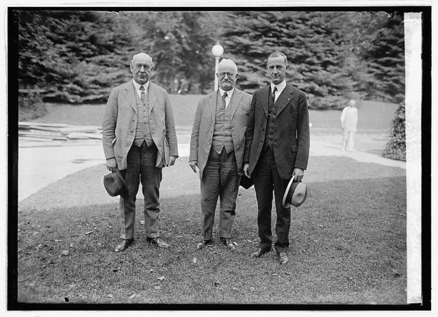 Jos. H. Beck, J.H. Belleville, H.C. Fulbright, 10/4/23
