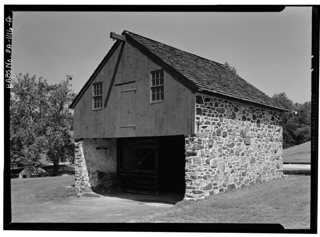 Joseph Gilpin Cart House, U.S. Route 1 (Birmingham Township), Chadds Ford, Delaware County, PA
