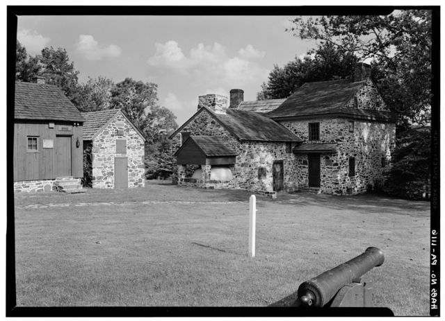 Joseph Gilpin House, U.S. Route 1 (Birmingham Township), Chadds Ford, Delaware County, PA
