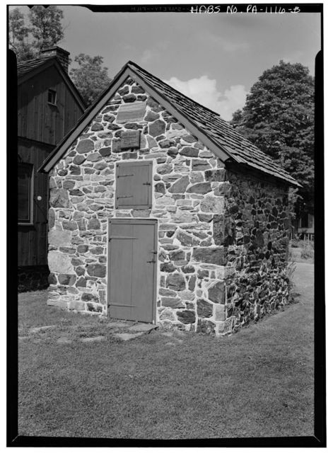 Joseph Gilpin Root House, U.S. Route 1 (Birmingham Township), Chadds Ford, Delaware County, PA