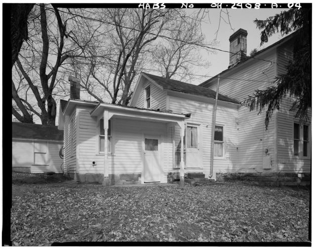 Joseph H. Marshall Farmstead, Residence, West side of U.S. Route 50, .7 mile south of Guysville, Guysville, Athens County, OH