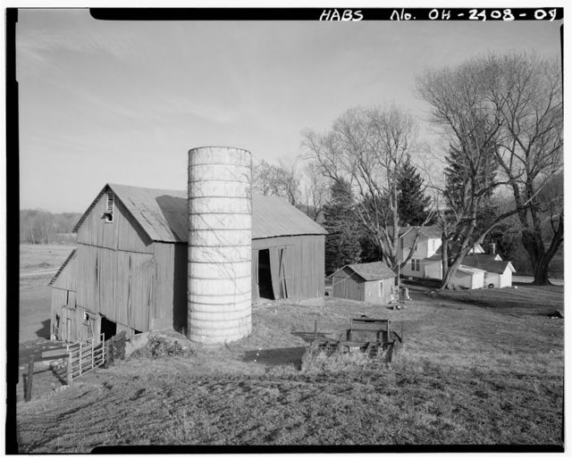 Joseph H. Marshall Farmstead, West side of U.S. Route 50, .7 mile south of Guysville, Guysville, Athens County, OH