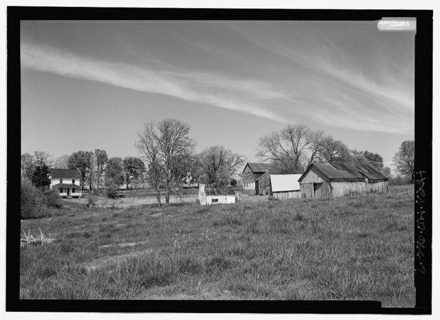 Joseph Poffenberger Farm, House, 17834 Mansfield Avenue, Sharpsburg, Washington County, MD