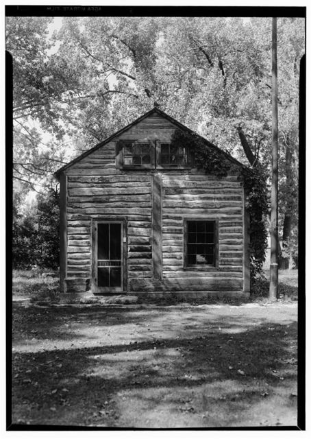 Joseph R. Brown House, Sam Brown Memorial Park (moved from Dakota Territory), Browns Valley, Traverse County, MN