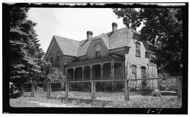 Joseph S. Hunter House, 86 East Center Street, Cedar City, Iron County, UT