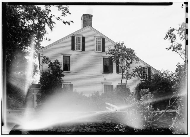 Joseph Smith House, 109 Cushing Street, North Providence, Providence County, RI