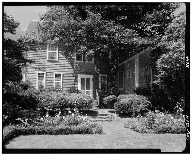 Joseph Starbuck House, 4 New Dollar Lane, Nantucket, Nantucket County, MA