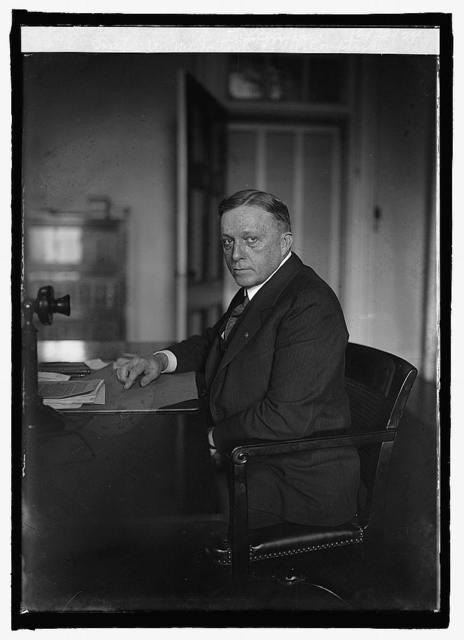 Joseph W. McIntosh of Ill. Comptroller of Treasury, 12/22/24