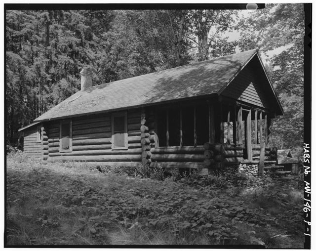Joyce Estate, Mary Louise Cabin, Chippewa National Forest Road 2144, 3 miles north of County Road 335, Grand Rapids, Itasca County, MN