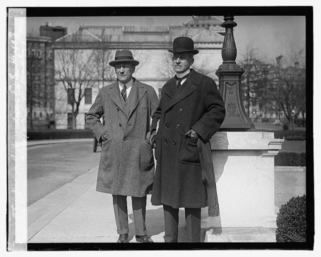 Judge C.N. Goodwin, Ex-Gov. Hecht, S. Hadley of MO., 2/24/23