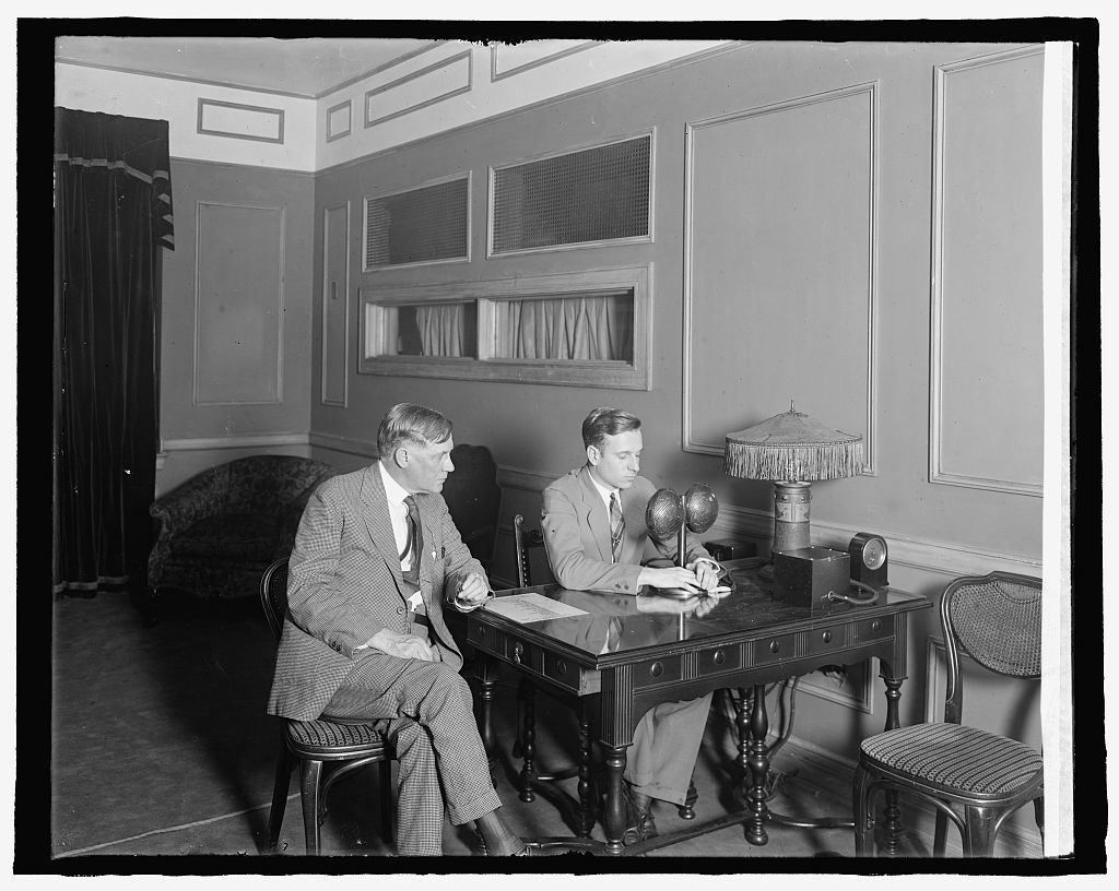 Judge Geo. H. MacDonald & Geo. G. Adams, 9/1/25